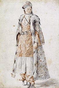 Путешествовать и рисовать. Рисунки европейских мастеров из Лувра и музея Орсэ. 1580-1900