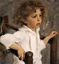 Мастер детского портрета
