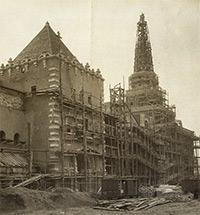 Казанский вокзал в преддверии революции. 1916-1917 годы