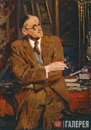 Жак-Эмиль БЛАНШ. Джеймс Джойс. 1935