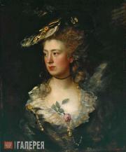 Гейнсборо Томас. Портрет Мэри, дочери художника. 1777