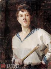 Автопортрет. 1893