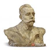 Портрет А.О. Гунста. 1904