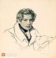 Автопортрет. 1831