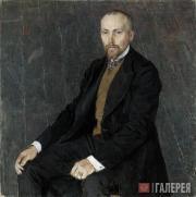 Портрет Н.К. Рериха. 1907