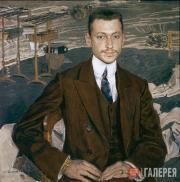 Портрет графа В.И. Канкрина. 1909