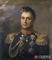 Доу Джордж. Портрет графа Михаила Семеновича Воронцова. Не позднее 1825