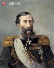 Айвазовский Иван Константинович. Портрет генерала Лорис-Меликова. 1888