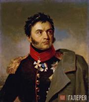 Доу Джордж. Портрет генерала от кавалерии Николая Николаевича Раевского. Не позд