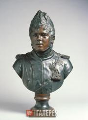 Л.-М.ГИШАР. Портрет великого князя Константина Павловича. 1804
