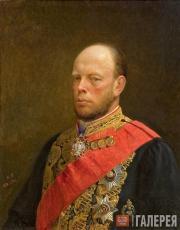 Николай Ге. Портрет министра финансов М.Х. Рейтерна. 1873