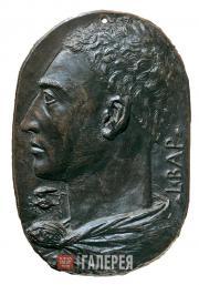 Леон Баттиста Альберти (1404–1472). Автопортрет. Oк. 1435