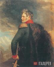 Джордж Доу. Портрет Александра Петровича Ермолова. 1825