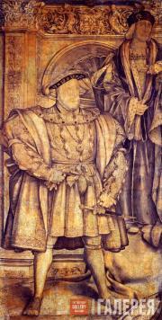 Ханс ГОЛЬБЕЙН младший. Король Генрих VIII. Около 1536–1537