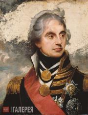 Бичи Уильям. Портрет Г. Нельсона. 1800