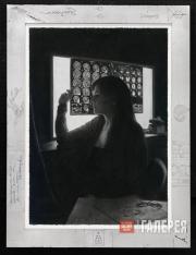 Лесли Адамс. Чувство: автопортрет. 2010