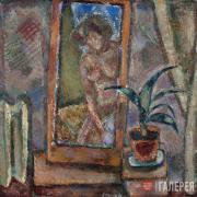 Г.П.ЕГОШИН. Туалет. 1988