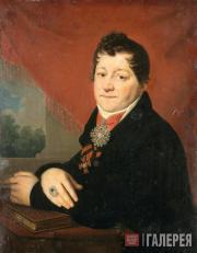 Портрет С.С. Яковлева. Около 1805