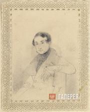 Айвазовский Иван Константинович. Портрет Таврического губернатора Александра Ива