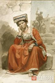 Итальянка из Неттуно. 1828–1829