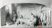 Антокольский Марк. Нападение инквизиции на евреев в Испании...