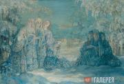 А.A. АРАПОВ. Северная песня. 1908