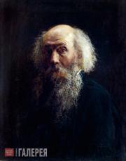 Н.Н. ГЕ. Автопортрет. 1892