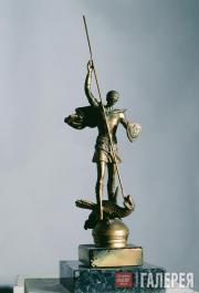 А.А. Бичуков. Святой Георгий. 1995