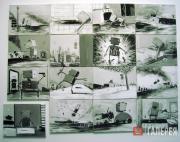 Константин БАТЫНКОВ.  Из серии «Робот-самоубийца». 2006