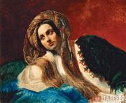 К.П.БРЮЛЛОВ. Турчанка. 1837–1839