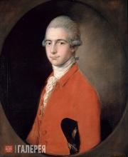 Гейнсборо Томас. Томас Линли младший. Около 1772