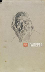 Голова апостола Петра. 1863
