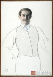 Бакст Леон. Автопортрет. 1906
