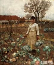 Джеймс ГАТРИ. Дочь батрака. 1883