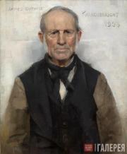 Джеймс ГАТРИ. Старик Вилли. 1886