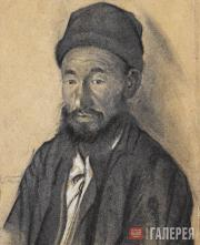 К.С. Девлеткильдеев. Башкир Ибрагим. 1928