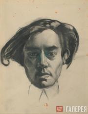 Александр Зигфрид Бурхард Леви-Бенуа ди Стетто. Автопортрет. 1930-е