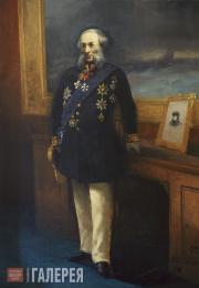 Айвазовский Иван Константинович. Автопортрет. 1898