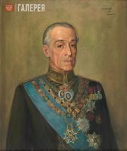 Вербов Михаил. Портрет Джакобо Фитц Джеймс Стюарт, 17-й герцог Альба. 1951