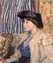 Спенсер ГОР. Девушка из северной части Лондона. 1911–1912