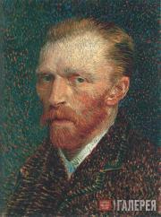 Винсент Ван Гог. Автопортрет. 1887