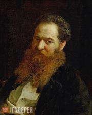 Портрет Г.-Й.Шиффа. 1867