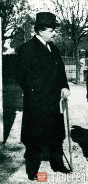С.П.Дягилев. 1920-е