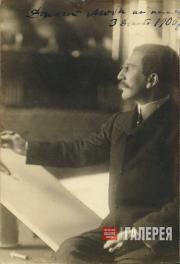 Л.С. Бакст. 3 декабря 1906