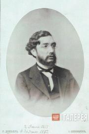 А.Ф. Гильфердинг. 1860-е