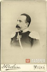 А.В. Жиркевич (с эполетами). 1897