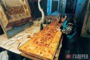 Царскосельская янтарная мастерская. Восстановление Янтарной комнаты