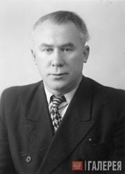 А.И. Замошкин. 1947