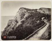 Дорога от Байдарских ворот в Кикинеиз