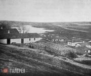 Вид предместья Карасeвка в Мариуполе